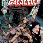 New Comics: Battlestar Galactica: (Classic) Counterstrike TP (@DynamiteComics)