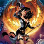 New Comics: Bettie Page Halloween Special (@DynamiteComics)