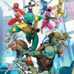 New Comics: Mighty Morphin Power Rangers/Teenage Mutant Ninja Turtles #1 (@boomstudios)