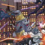 New Comics: Transformers/Ghostbusters #5 (@IDWPublishing)
